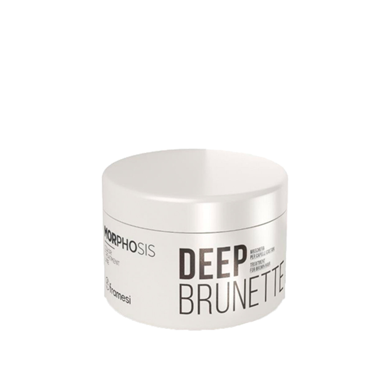 Deep Brunette Mask