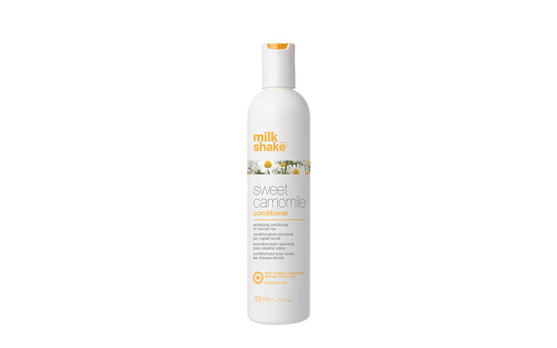 sweet camomile conditioner