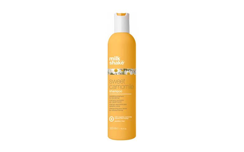 sweet camomile shampoo