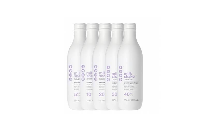 oxidizing emulsion
